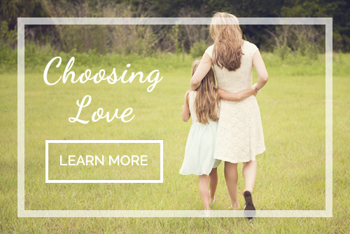 Be Present Project -Choosing Love Today