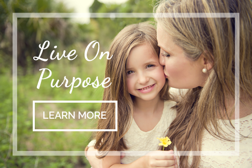 Be Present Project - Live on Purpose