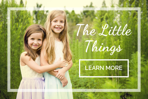 Be Present Project - The Little Things