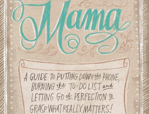 Book Review: Hands Free Mama