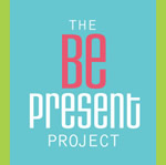 The Be Present Project Retina Logo