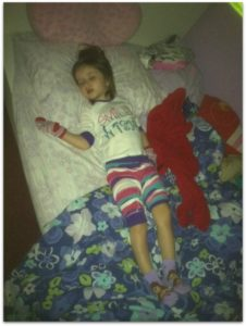 Baby Crib Sleep